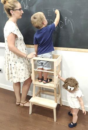 torre de aprendizaje deski